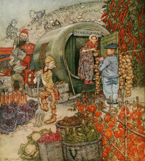 English Fairy Tales | Fairytalez com