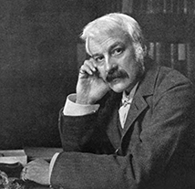 Photograph of Andrew Lang