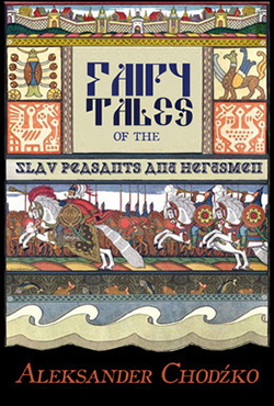 Cover of Fairy Tales of the Slav Peasants and Herdsmen.