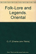 Cover of Folk-Lore and Legends: Oriental.
