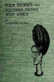 Cover of the 'Folk Stories from Southern Nigeria'
