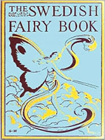 Cover of 'The Swedish Fairy Book'