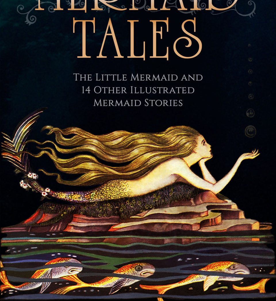 The cover of Fairytalez' new ebook, Mermaid Tales: The Little Mermaid and 14 Other Illustrated Mermaid Stories, now in the Kindle Store
