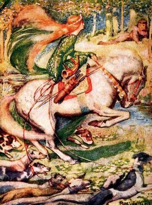 Scottish Fairy Tales, Folk tales and Fables | Fairytalez com