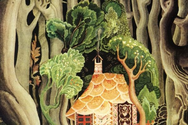 Write your own fairy tale template they saw that the cottage was made of bread and cakes illustration by kay nielsen published in hansel and gretel and other stories by the brothers grimm maxwellsz